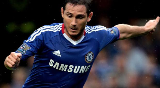 Frank Lampard. Photo: Getty Images