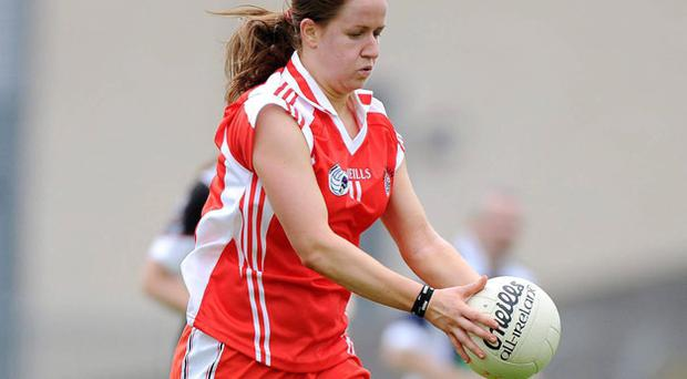 Sharpshooting Gemma Begley set Tyrone on their way to victory in their All-Ireland semi-final replay against Kerry.