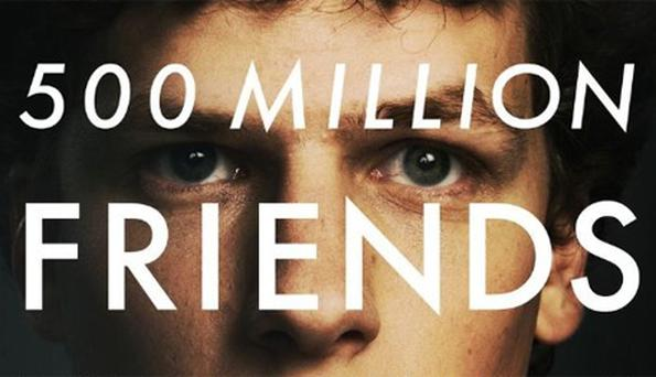 The Facebook film: The Social Network. Photo: Sony