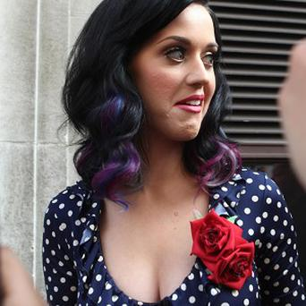 Katy Perry's appearance on Sesame Street won't be shown