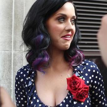 Katy Perry's appearance on Sesame Street has been dropped - because she was showing too much cleavage