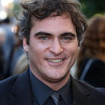 Joaquin Phoenix has returned to the Late Show With David Letterman