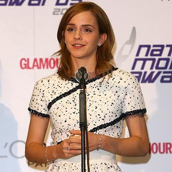 Emma Watson has landed a small film role alongside Dame Judi Dench