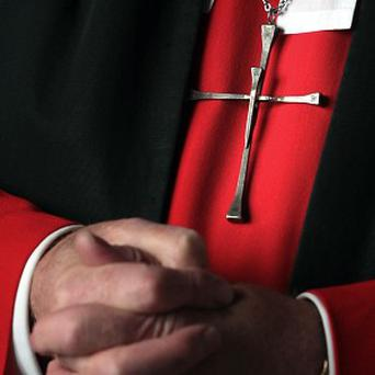 A Scottish church has played host to a 'virtual minister'