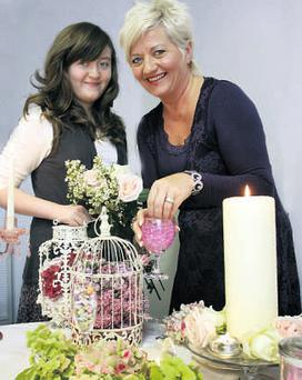 Catriona Hughes with daughter Emily