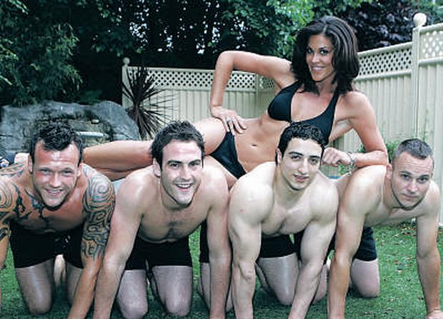 Glenda Gilson launches the Mister International Ireland national final selection 2009