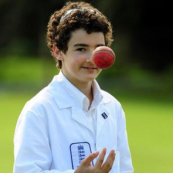 Fifteen-year-old Ethan Peel is to become the country's youngest qualified cricket umpire