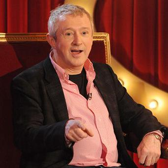 Louis Walsh was unhappy to be put in charge of the new over-28s group