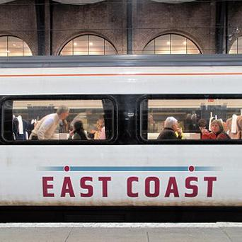 A professor was asked to pay £155 for getting off an East Coast Mainline service a stop early