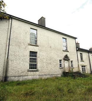 The two-storey, over-basement home with many orignal features, is in need of modernisation