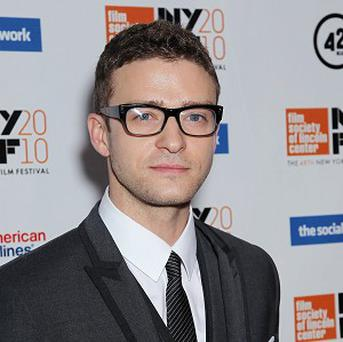 Justin Timberlake had doubts about taking on his role in The Social Network