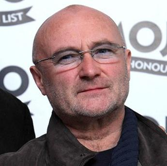 Phil Collins hit the top of the charts with covers album Going Back