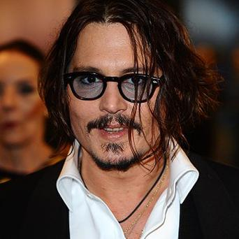 Johnny Depp could star in The Lone Ranger