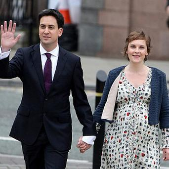 Ed Miliband declined to propose to partner Justine Thornton on live television