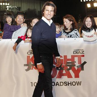 Tom Cruise will soon start filming Mission Impossible 4 in Dubai