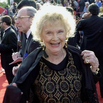 Titanic actress Gloria Stuart has died, aged 100 (AP)