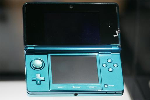 Nintendo has confirmed the Japanese launch date and retail cost of its new 3DS hand-held console. Photo: Bloomberg News
