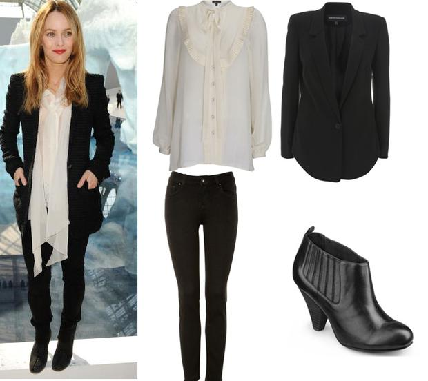 steal her style vanessa paradis  independentie
