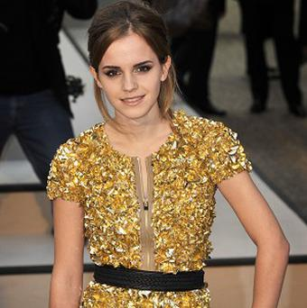 Emma Watson beat other A-listers to top the best-dressed poll