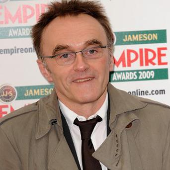 Danny Boyle's film 127 Hours has been nominated for the Best Film gong at the London Film Festival