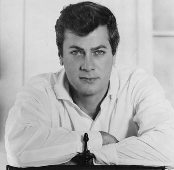 Tony Curtis pictured in 1952. Photo: Getty Images