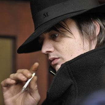 Pete Doherty has been charged with cocaine possession