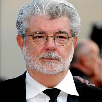 George Lucas is to re-release the Star Wars films in 3D