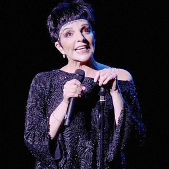 Liza Minnelli had to cancel a concert due to illness