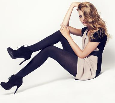 A|wear have a new shoe collection. These black ankle boots are on trend but also classic €79.