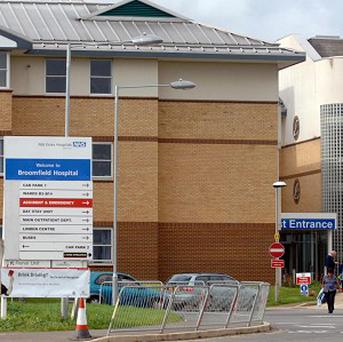 Bosses at Broomfield hospital in Chelmsford spent more than £400,000 on art