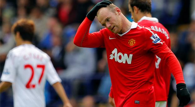 Wayne Rooney believes he needs more game time to find his best form - despite Alex Ferguson's decision to rest his striker