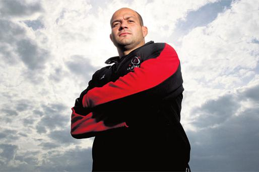Rory Best: 'Sometimes and especially up in Ulster I think we're nearly apologetic for being good at something. It's a bit of an Irish mentality as well. Munster well and truly got over it. That's the kind of thing we need here.'