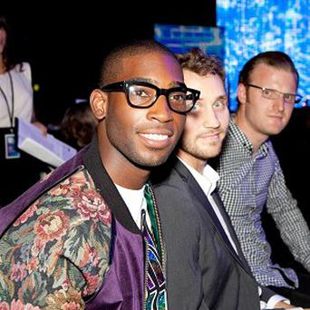 Tinie Tempah will have a big party at the end of the year if he continues being successful