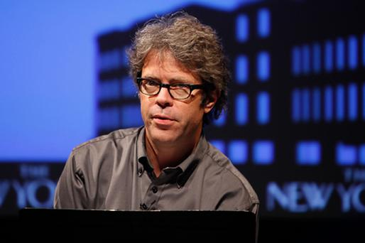 Author Jonathan Franzen. Photo: Getty Images