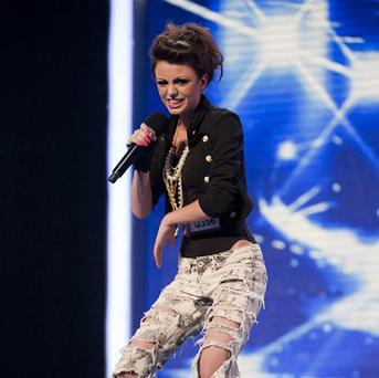 Cher Lloyd has made it to the final 12 in The X Factor
