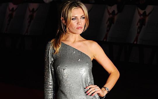 Abbey Clancy partner of Peter Crouch. Photo: Getty Images