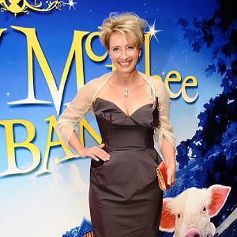 Emma Thompson is apparently in talks to star in Men In Black 3