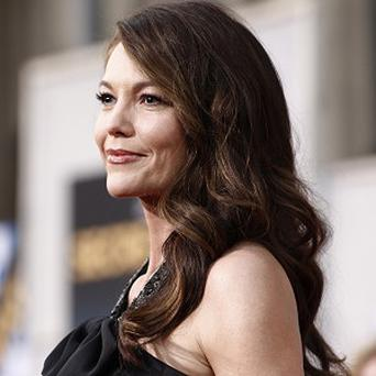Diane Lane says she and the horse got on