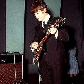 John Lennon's birthday is being marked with the release of limited edition Gibson guitars