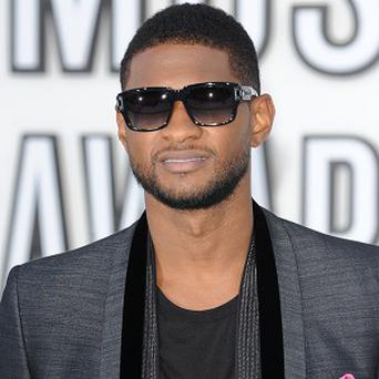 Usher wishes his mum attended his wedding