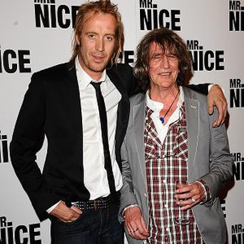 Rhys Ifans plays Howard Marks in Mr Nice