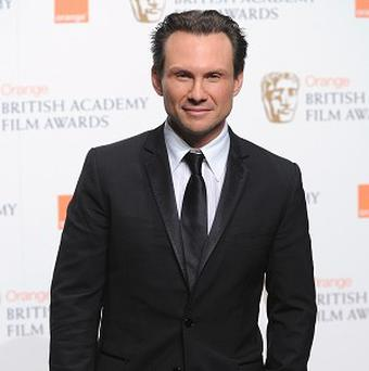 Christian Slater is to star in The River Sorrow