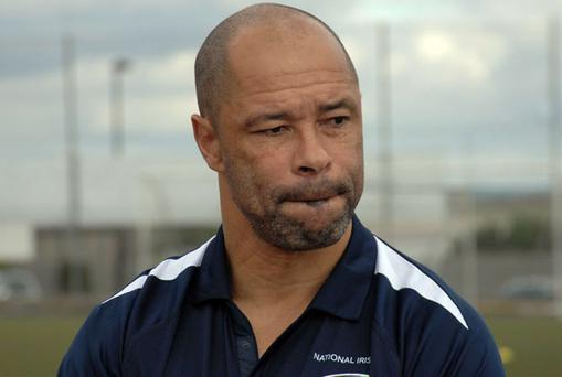 Former Irish defender Paul McGrath says that his greatest battle is with himself
