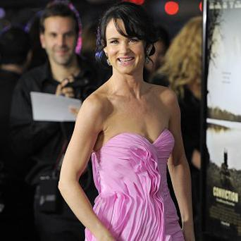 Juliette Lewis was glad to be back in a dramatic role