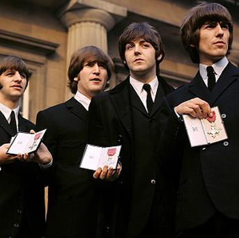 The Beatles have had 71 songs on the US Billboard Hot 100 chart while the Glee cast have now had 75