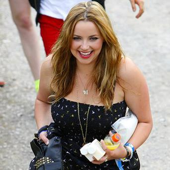 Charlotte Church reckons she could go back to opera singing