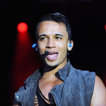 Aston Merrygold of JLS is backing an anti-bullying virtual march