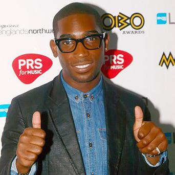 Tinie Tempah didn't celebrate his No 1 single too much