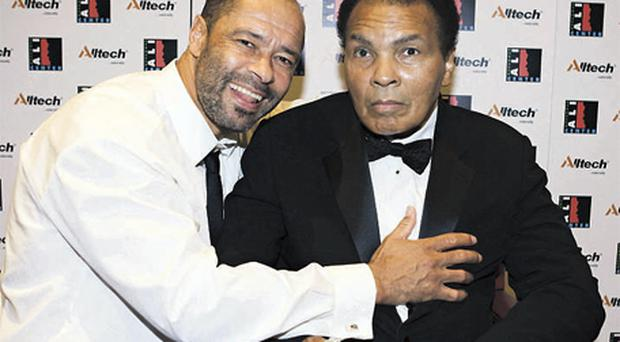 Paul McGrath has never lost his endearing side and gave Muhammad Ali a special welcome when the boxing legend visited a charity dinner last year