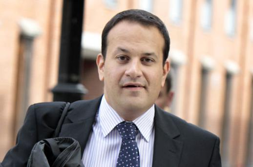 Leo Varadkar Photo: Tom Burke